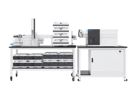 Agilent StreamSelect LC/MS System